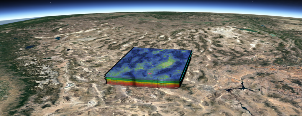 Hyperscout demonstrates processing in space
