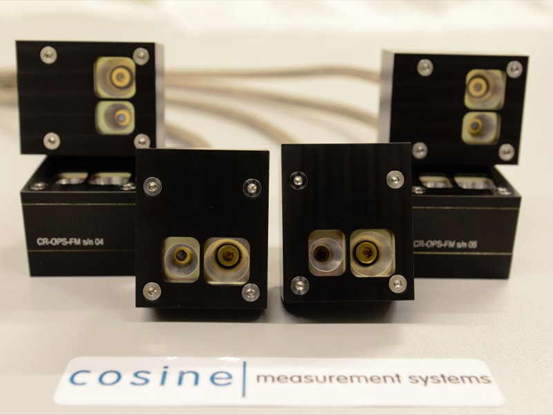 Optical Proximity Sensor (OPS) for MASCOT-1 lander