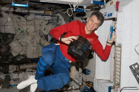 Stereoscopic 3D HD Video Camera For ISS