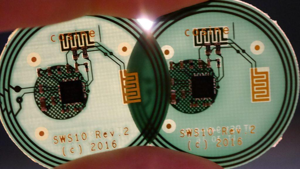 embedded sensors