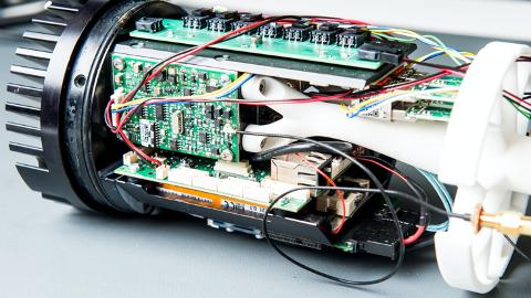 rfid reader electronics
